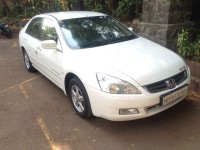 2005 HONDA ACCORD 2.4L PETROL MANUAL,PARSI OWNER,KERSI SHROFF AUTO CONSULTANT AND DEALER